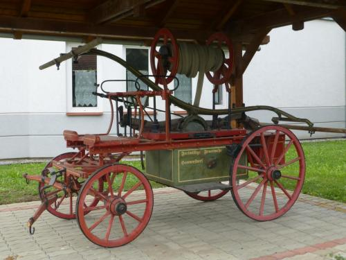Löschwagen